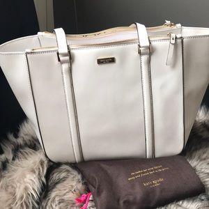 Kate spade New York white bag